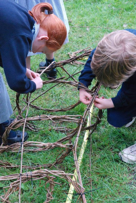 Creating Art, Oxfordshire-BERKSHIRE-, willow, Workshops, festival, carnival, kids, adults